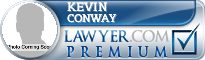 Kevin P. Conway  Lawyer Badge