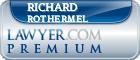 Richard Allan Rothermel  Lawyer Badge