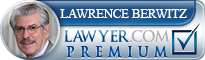 Lawrence Neal Berwitz  Lawyer Badge