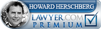 Howard Herschberg  Lawyer Badge
