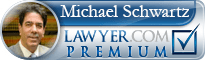 Michael Frederick Schwartz  Lawyer Badge