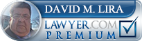 David M. Lira  Lawyer Badge