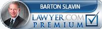 Barton Lloyd Slavin  Lawyer Badge