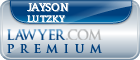 Jayson Lutzky  Lawyer Badge