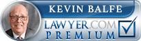 Kevin E. Balfe  Lawyer Badge