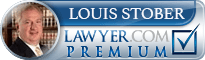 Louis Dwayne Stober  Lawyer Badge