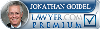 Jonathan M. Goidel  Lawyer Badge