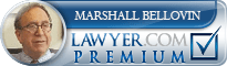 Marshall B. Bellovin  Lawyer Badge