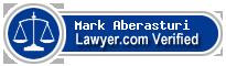 Mark Gerard Aberasturi  Lawyer Badge