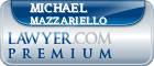 Michael Mazzariello  Lawyer Badge