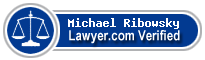 Michael Ribowsky  Lawyer Badge