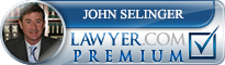 John Scott Selinger  Lawyer Badge