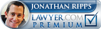Jonathan Bradford Ripps  Lawyer Badge