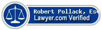 Robert B. Pollack, Esq.  Lawyer Badge
