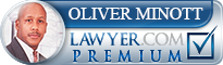 Oliver C. Minott  Lawyer Badge