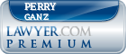 Perry Ganz  Lawyer Badge