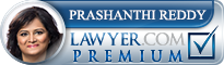 Prashanthi Reddy  Lawyer Badge