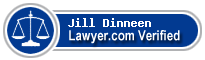 Jill Dinneen  Lawyer Badge
