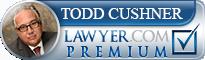 Todd Steven Cushner  Lawyer Badge