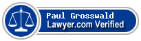 Paul S. Grosswald  Lawyer Badge