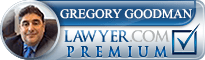 Gregory Goodman  Lawyer Badge