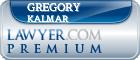 Gregory Wayne Kalmar  Lawyer Badge