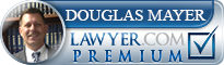 Douglas P. Mayer  Lawyer Badge