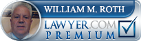 William Michael Roth  Lawyer Badge