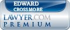 Edward Y. Crossmore  Lawyer Badge