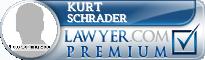 Kurt Schrader  Lawyer Badge