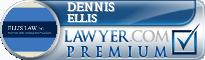 Dennis Gerard Ellis  Lawyer Badge