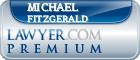 Michael D. Fitzgerald  Lawyer Badge