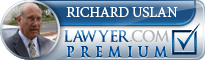 Richard R. Uslan  Lawyer Badge
