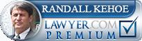 Randall E. Kehoe  Lawyer Badge