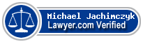 Michael Charles Jachimczyk  Lawyer Badge