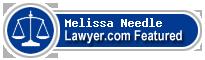 Melissa Needle  Lawyer Badge