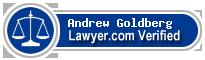 Andrew Martin Goldberg  Lawyer Badge