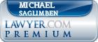 Michael John Saglimben  Lawyer Badge