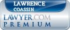 Lawrence Peter Coassin  Lawyer Badge