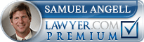 Samuel Hunt Angell  Lawyer Badge