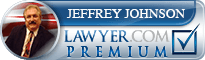 Jeffrey Dennis Johnson  Lawyer Badge
