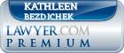Kathleen Bicek Bezdichek  Lawyer Badge