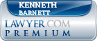 Kenneth Robert Barnett  Lawyer Badge