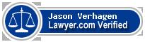 Jason Peter Verhagen  Lawyer Badge