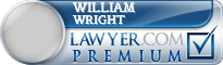 William L. Wright  Lawyer Badge
