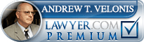 Andrew Tyler Velonis  Lawyer Badge
