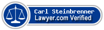 Carl Alfred Steinbrenner  Lawyer Badge