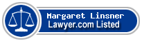 Margaret Linsner Lawyer Badge
