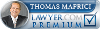 Thomas Bruno Mafrici  Lawyer Badge