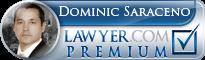 Dominic H. Saraceno  Lawyer Badge